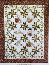 Cheri Leffler Designs - Deck The Halls Quilt Design