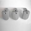 Stylos grey nylon bracket support