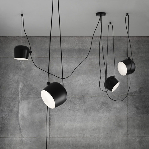 Aim Small Modern Pendant Light Bouroullec Brothers