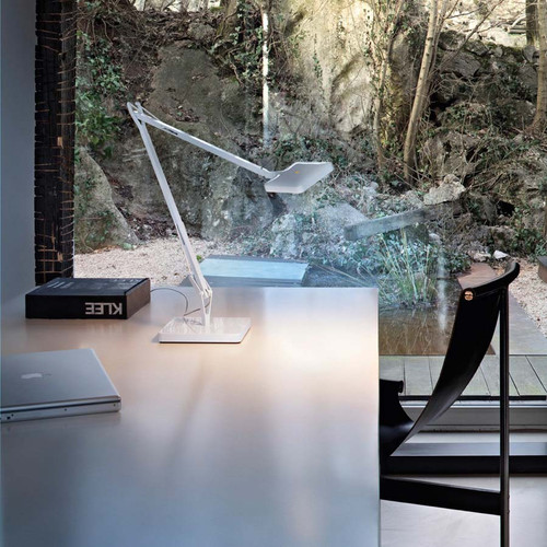 kelvin led green mode i modern table lamp by antonio citterio. Black Bedroom Furniture Sets. Home Design Ideas