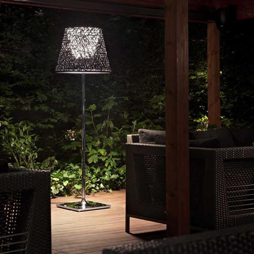 starck lighting. flos ktribe f3 lamp designed by philippe starck lighting