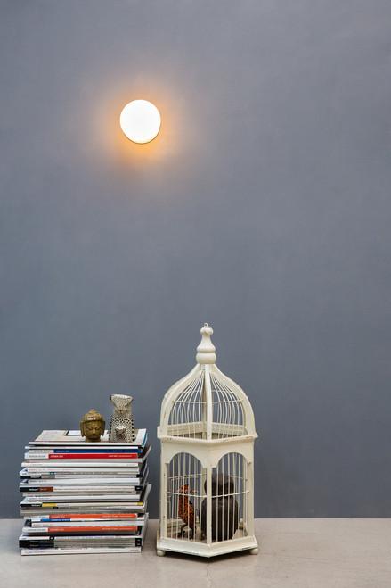 Mini Glo Ball C W Modern Wall And Ceiling Lamp By Jasper