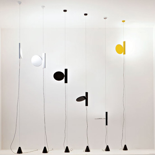 ok contemporary counterweight pendant light by konstantin grcic. Black Bedroom Furniture Sets. Home Design Ideas