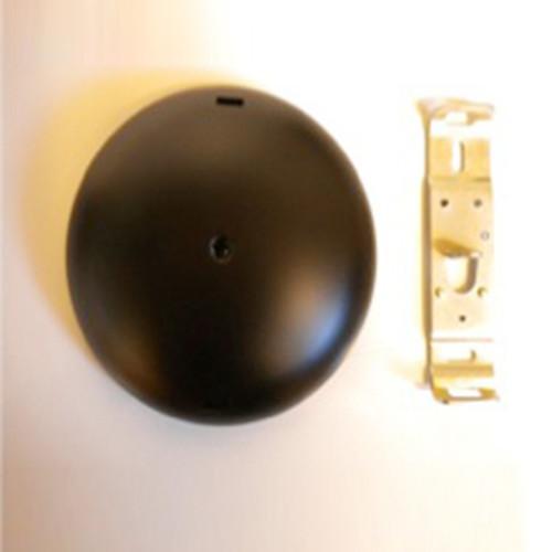 Tatou S2 ceiling rose assembly (black)