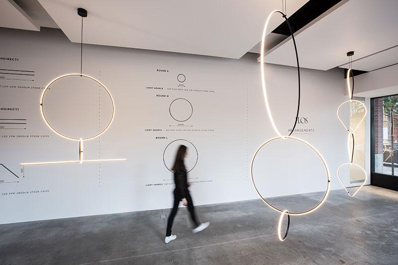 Arrangement Lighting Series displayed at Euroluce 2017 1.jpg