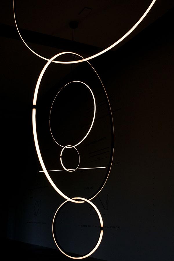 Arrangement Lighting Series displayed at Euroluce 2017 6.jpg