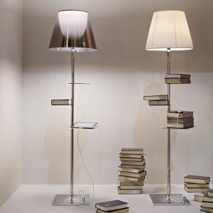 Bibliotheque National Foor Lamp by Philippe Starck