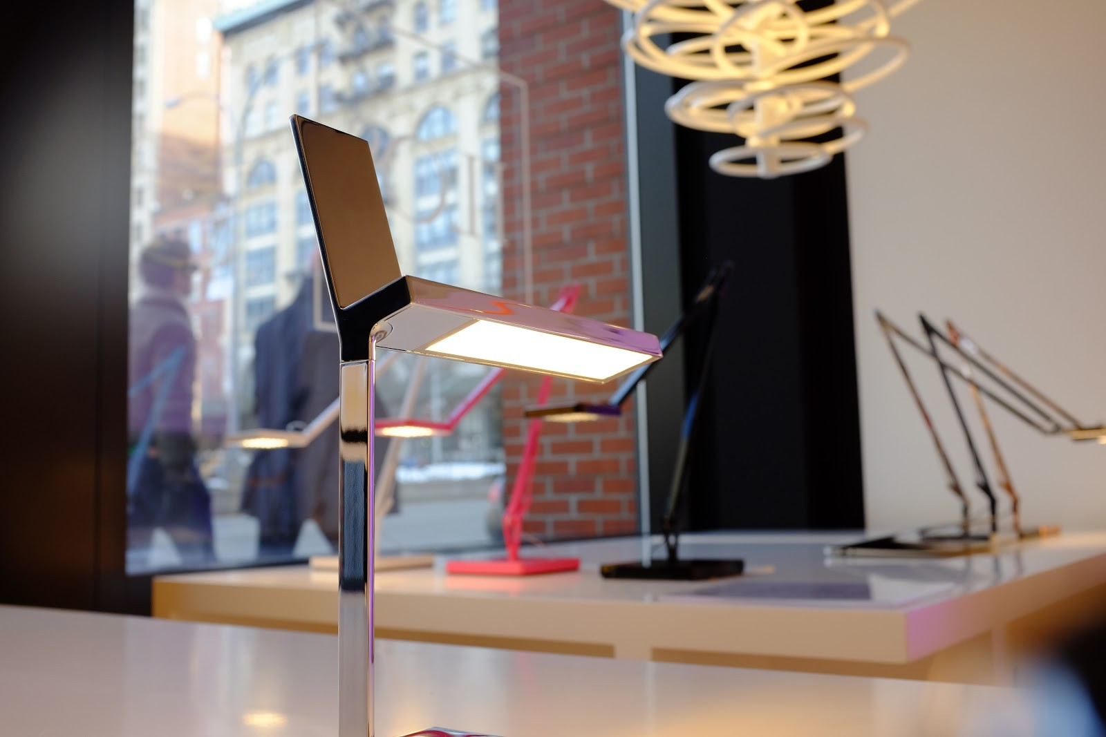 D'E-LIGHT Modern Table Lamp by Philippe Starck