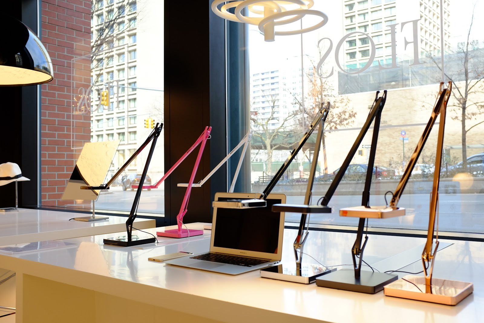 Kelvin LED Modern Desk lights by Antonio Citterio