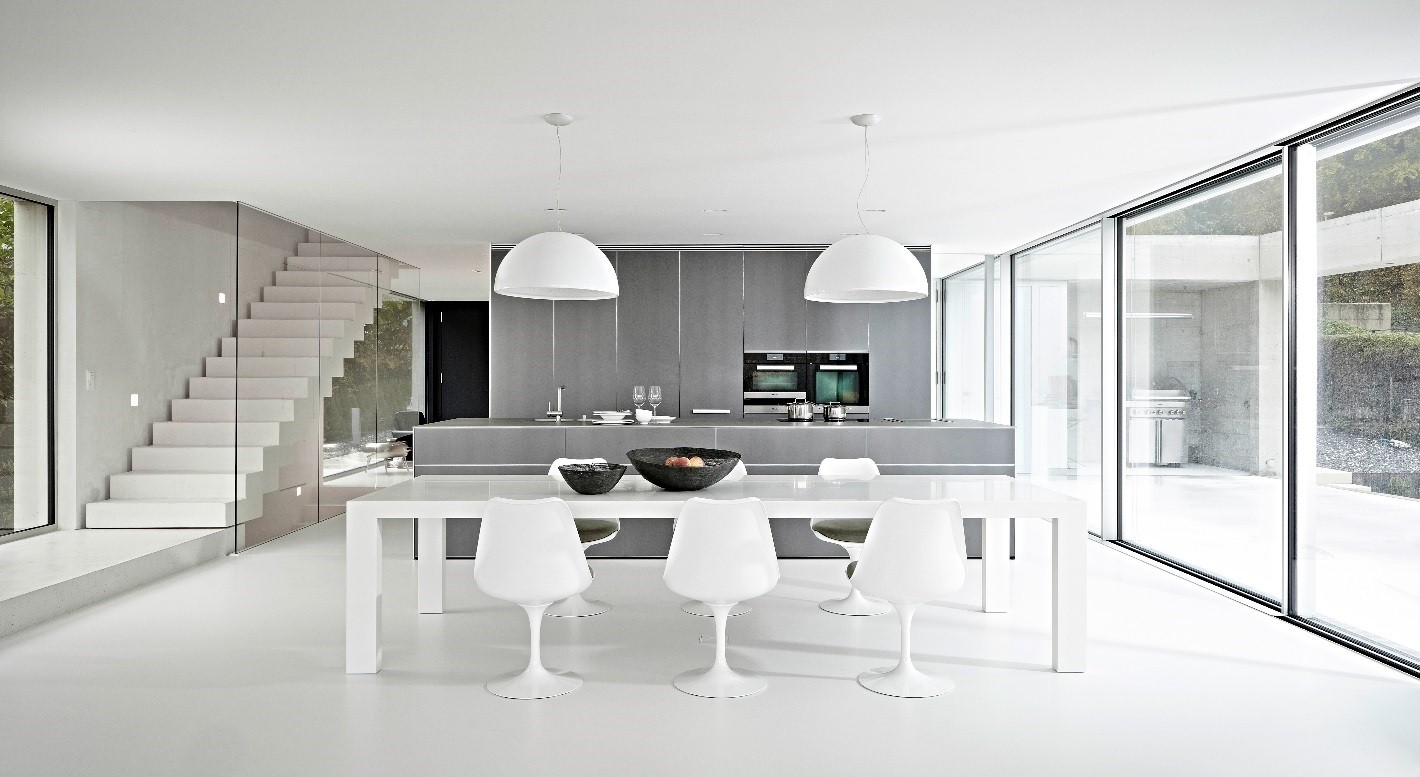 Simplicity Is Beauty, Especially In Contemporary Kitchens. However, There  Is No Need To Sacrifice Unique Personality In The Modern Kitchen For The  Sake Of ...