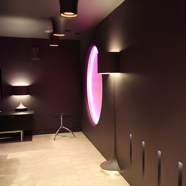 USO Lights by  FLOS Soft Architecture