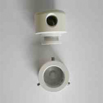 AIM Ceiling attachment assembly, White
