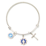 Circle of Faith - Marian Devotion Bracelet