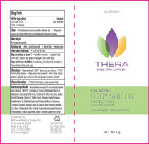 THERA Calazinc Body Shield