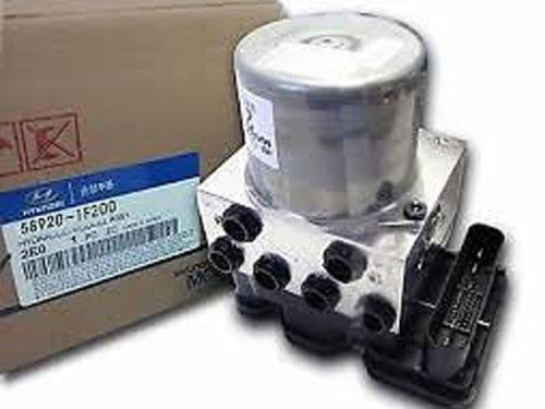 Genuine Hydraulic Abs Module F For Hyundai Tucson on 2006 Hyundai Tucson Fuel Filter