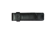 Pelikan Two Pens Black Leather Case