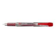 Platinum Preppy Red Fountain Pen