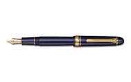 Sailor 1911 Standard Size Promenade Shinning Blue Fountain Pen