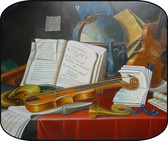 The Violin And Music
