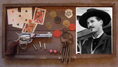 Doc Holliday Tombstone Gun Collage