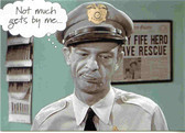 Andy Griffith Show Barney Fife 8 x 10 Photo