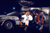 Back To The Future 8 x 10 Photo