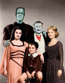 The Munster Family 8 x 10 Photo
