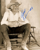 Gus Signed Lonesome Dove 8 x 10 Gloss Photo