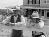 Gus and Newt Lonesome Dove 8 x 10 Gloss Photo