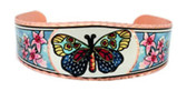 Colorful Butterfly Jewelry Bracelets