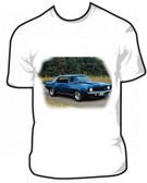 Cars-Muscle-Cars Z28 Chevy Camero T Shirt