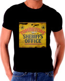 Tombstone Sheriff's Office T-Shirt Signed
