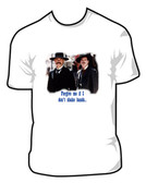 Tombstone Forgive If I Don't Shake Hands Doc Holliday T Shirt