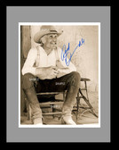 Lonesome Dove Signed Gus Porch  With Signature