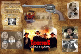 Tombstone Art Collage 13 x 19 Gloss Photo