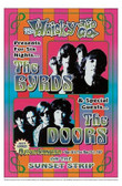 Bird And The Doors 12 X 18 POSTERS