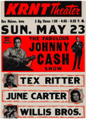 Cash And Carter (2) 12 X 18 POSTERS