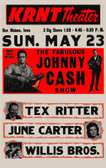 Cash And Carter 12 X 18 POSTERS