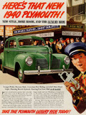 Chrysler_New_Style_New_Room_Plymouth_1939 12 X 18 POSTERS