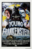 Young Frankenstein 12 X 18 POSTERS