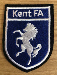 Kent fa badge Referee
