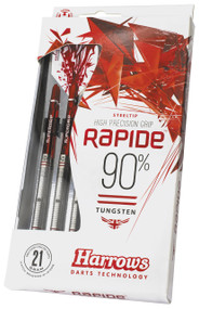 Rapide 90% Tungsten darts