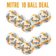 Mitre Impel MID-LEVEL Training Ball multi buy x 10 Balls