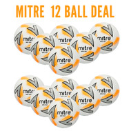 Mitre Impel MID-LEVEL Training Ball multi buy x 12 Balls