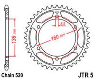 Catalina JTR402.16 G650GS 11-15 (Copy of JTF402.16)