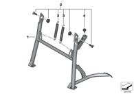 Kit de Center Stand para F700/F800 GS/GS Adventure (77258523119)
