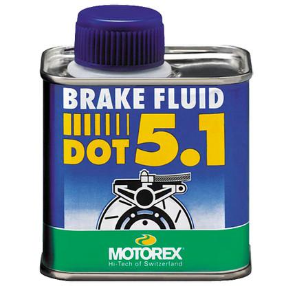 Líquido de Freno Motorex Brake Fluid DOT 5.1 (503020702)