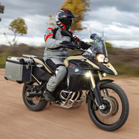 Arriendo Moto BMW F800GS Adventure
