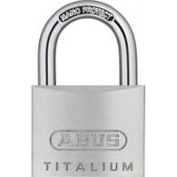 Candado  Aluminio Macizo TITALIUM  Abus 64TI/60