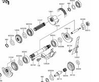 Balanceador-FR, RH (13041-0034)